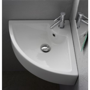 Wall bathroom sink store for Are vessel sinks still in style 2016